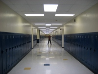 Me in E Hall. Good hall.